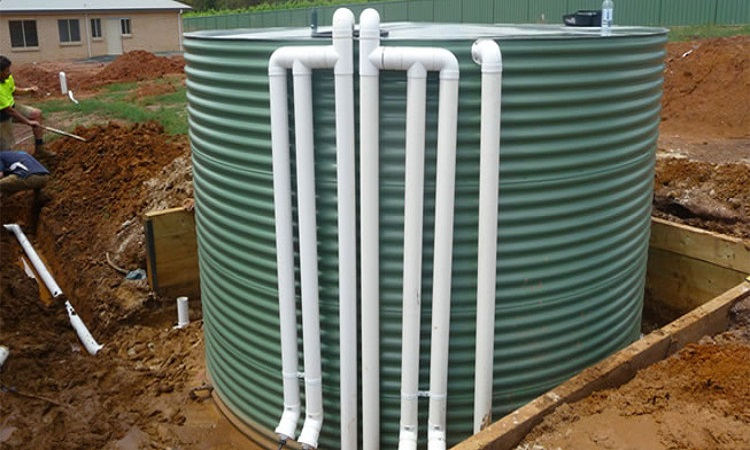 Poly Rain Water Tanks
