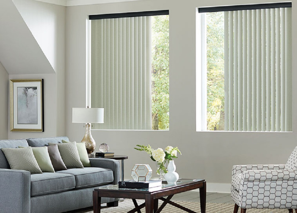 Vertical Blinds A Stylish And Practical Solution For Your Apartment Windows