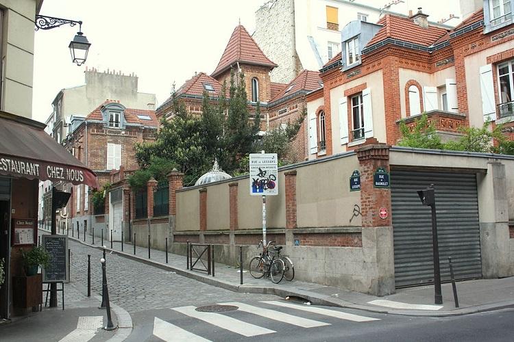 Paris Roller Shutter
