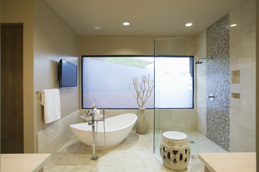 How to Use Shower Panel to Create SPA Experience at Home