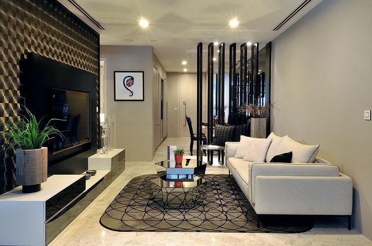 Small Condominium Interior Design