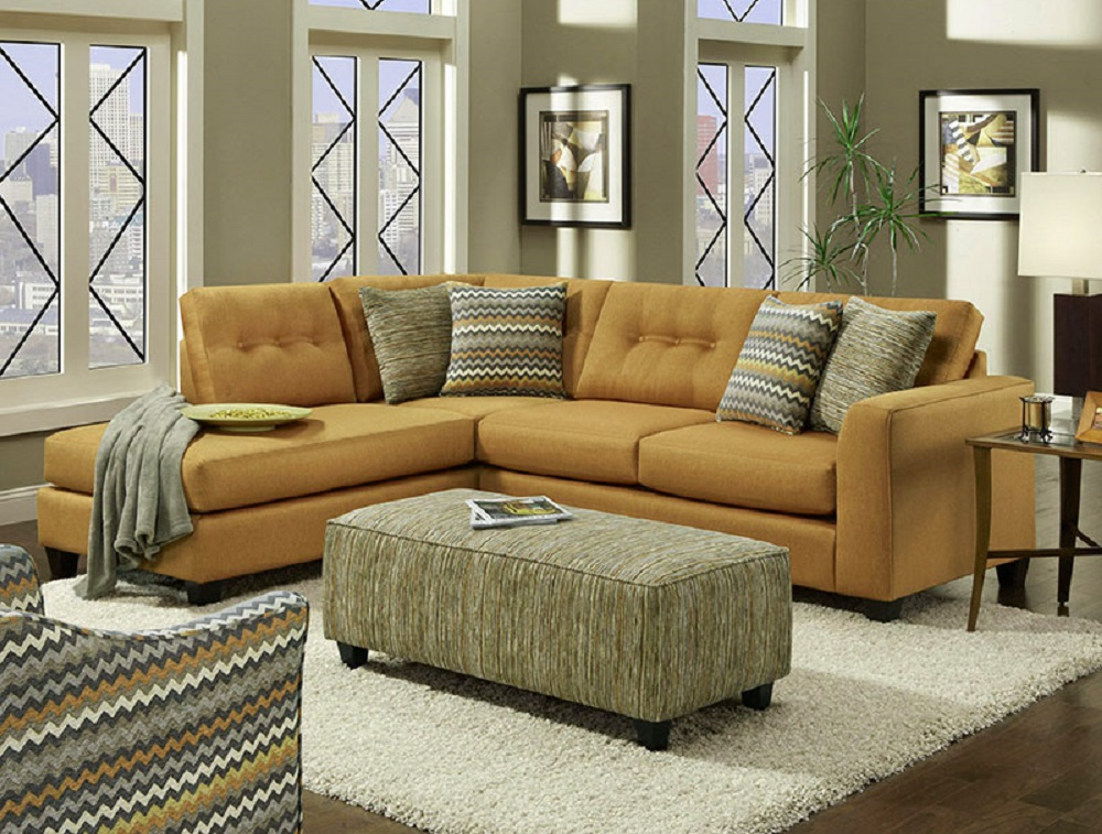 Cozy Up To A New Sectional Sofa This Summer