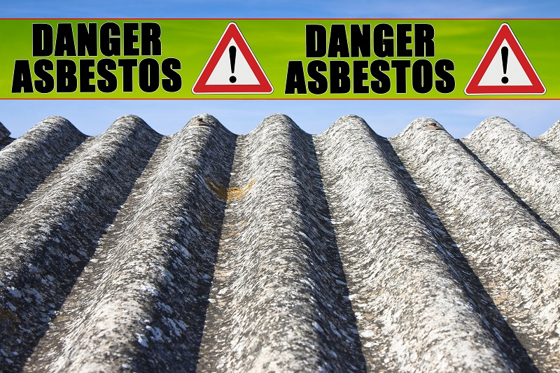 How to Remove Asbestos from Cement Roofs