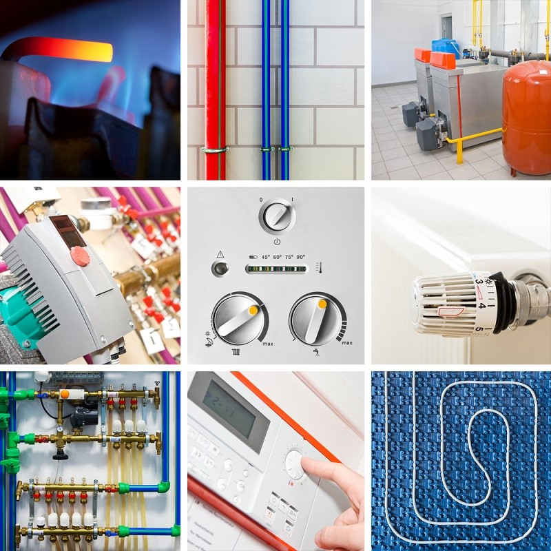 A Brief on The Various Types of Hydronic Heating Systems
