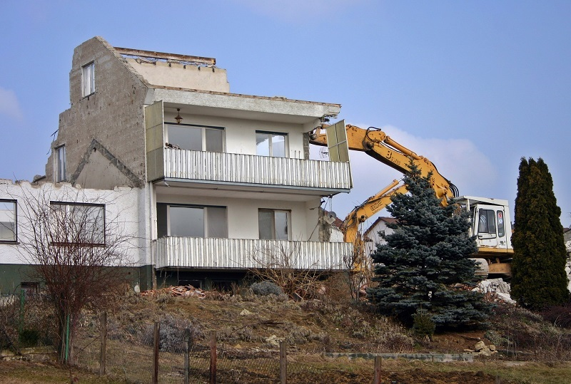How to Plan Demolition of Your Home?