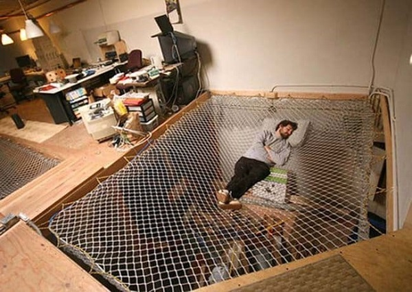 Bungee Rope Bed