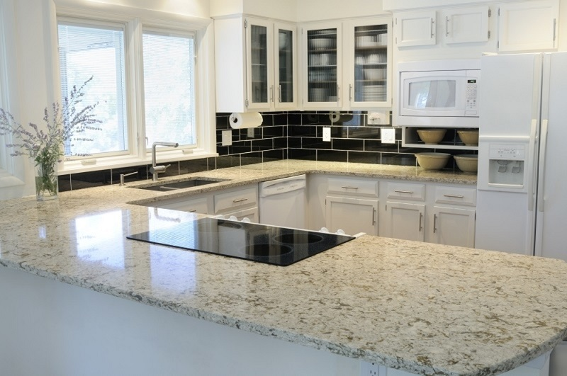 Decorate Your Kitchen With The Best Styled Glass Cabinets