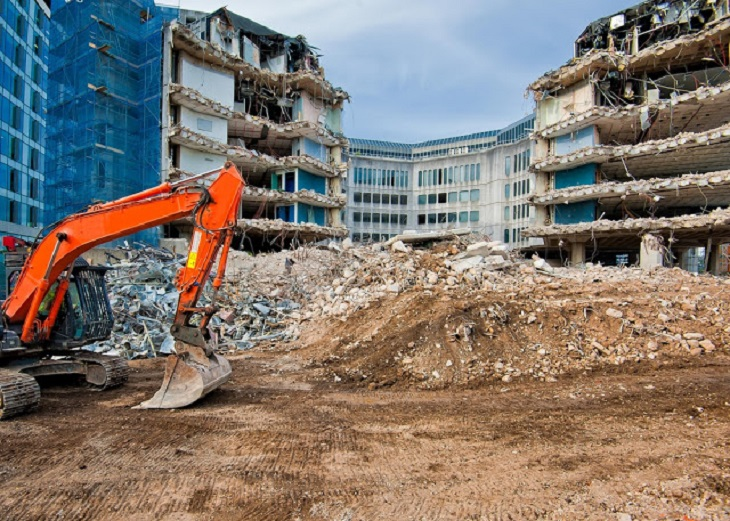 Know about Building Demolition Methods and their Types
