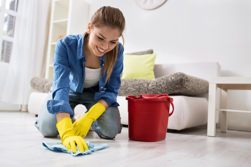 5 Reasons for Hiring House Cleaning Services