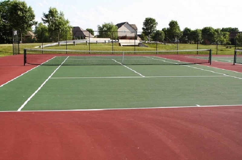 What are the Advantages of Asphalt Tennis Courts?