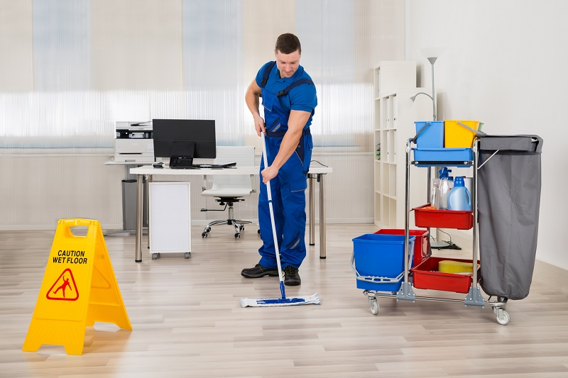 Tips to Select Best Cleaning Services for Your Office