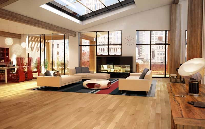 All About Choosing the Quality Wood Flooring