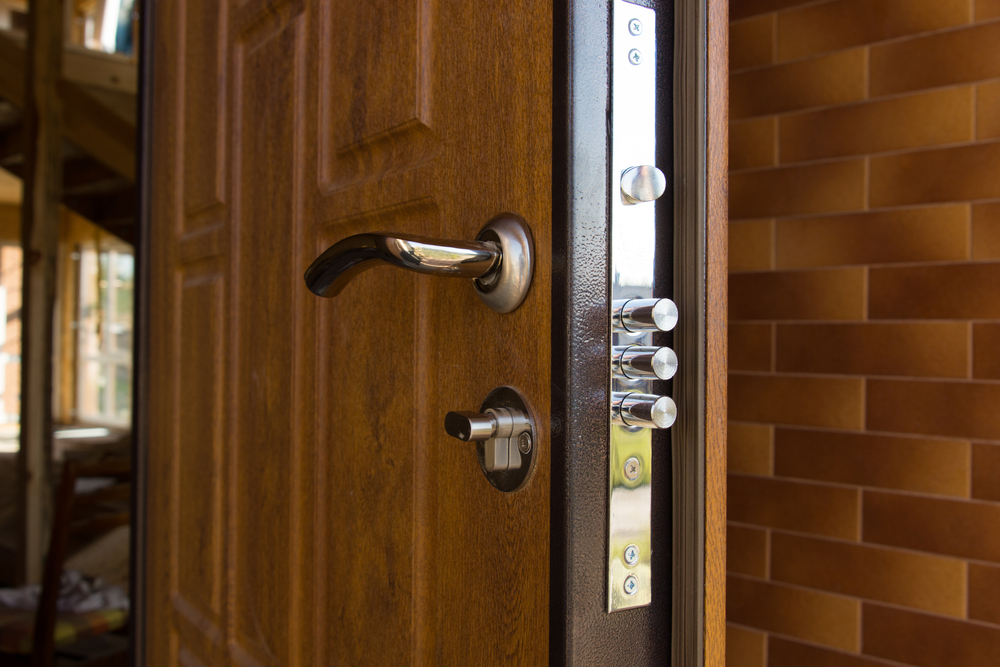 Keep Yourself and Your Property Safe; Install Steel Security Doors Today