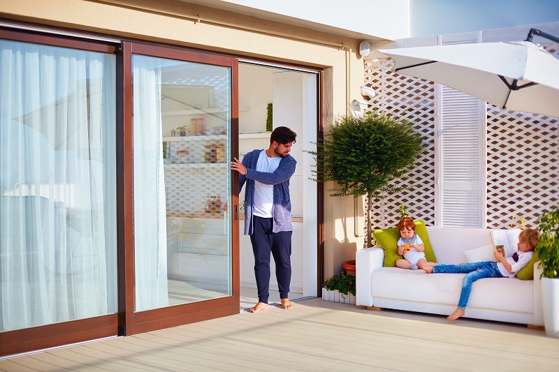 Top Materials to Use for the Best Finished Patio Doors