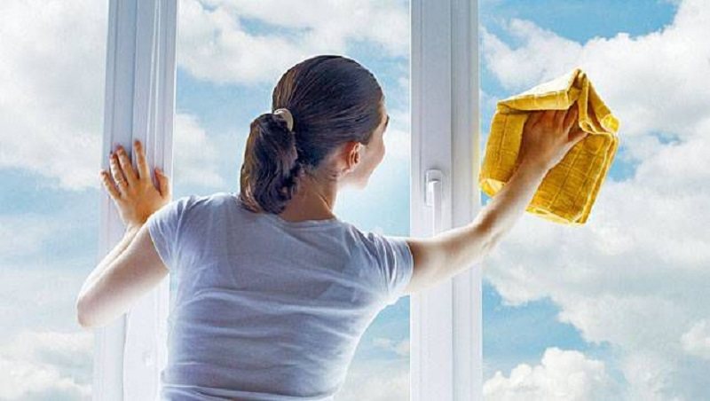Clean your windows