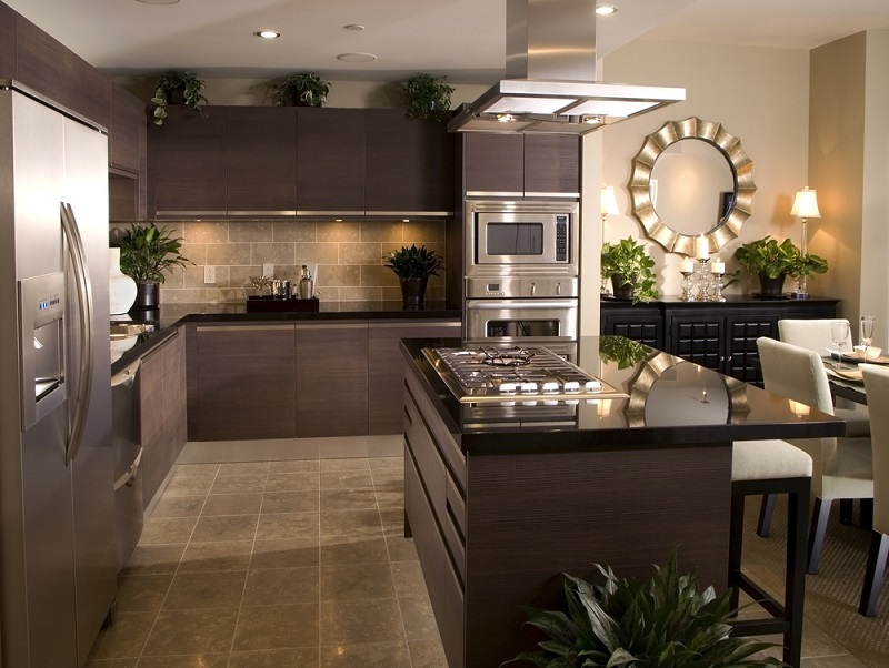 Elements of Modern Kitchen Design Concepts