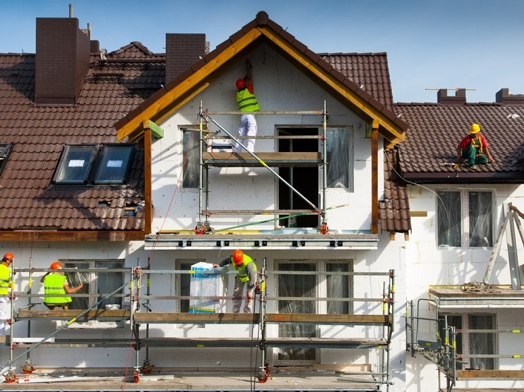 How Exterior Painting Can Increase The Value Of Your House?