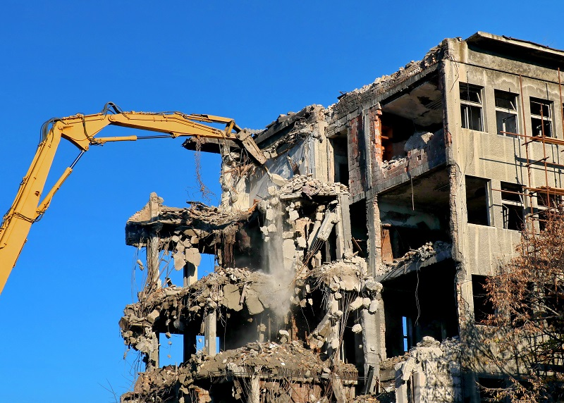 Helpful Tips to Find Right Demolition Contractor
