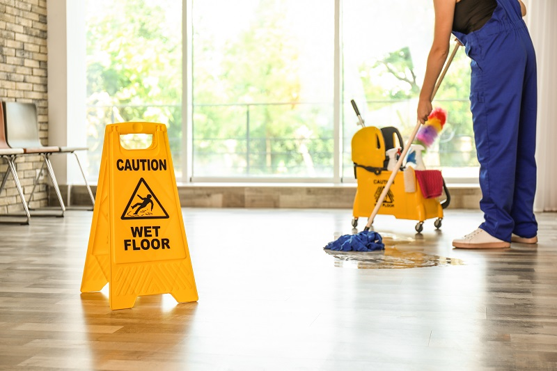 Different Types Of Commercial Cleaning