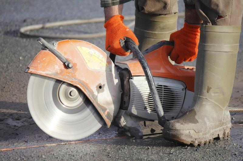 concrete-cutting