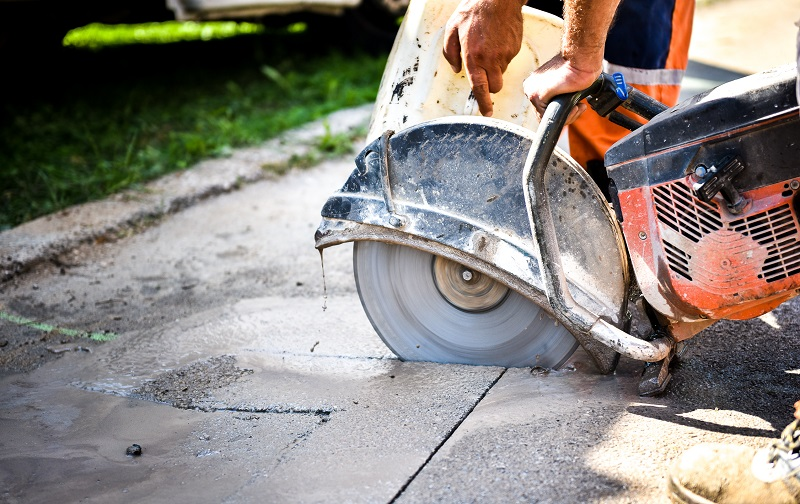 What Are The Various Types Of Concrete Cutting Services?