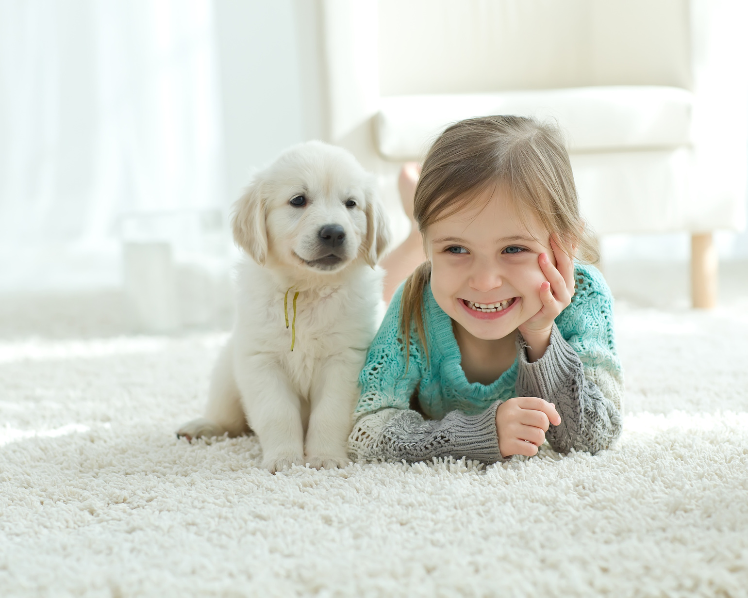 Importance of a Clean Carpet for Children and Pets